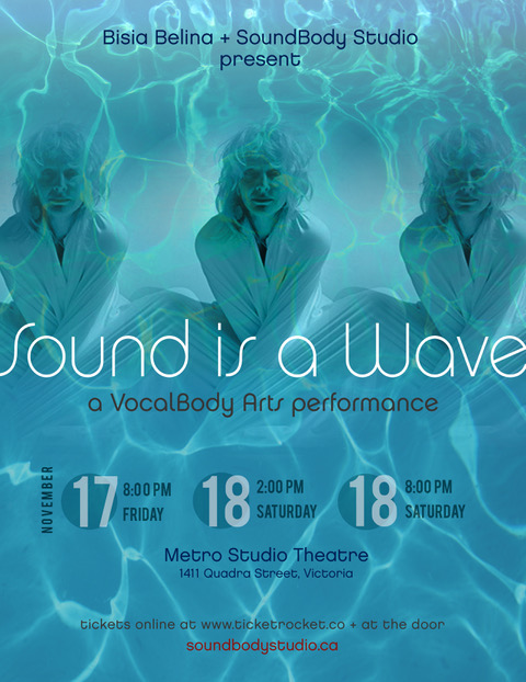 Sound is a Wave: A VocalBody Arts Performance