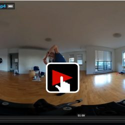 360 degree video of BodyWorks class